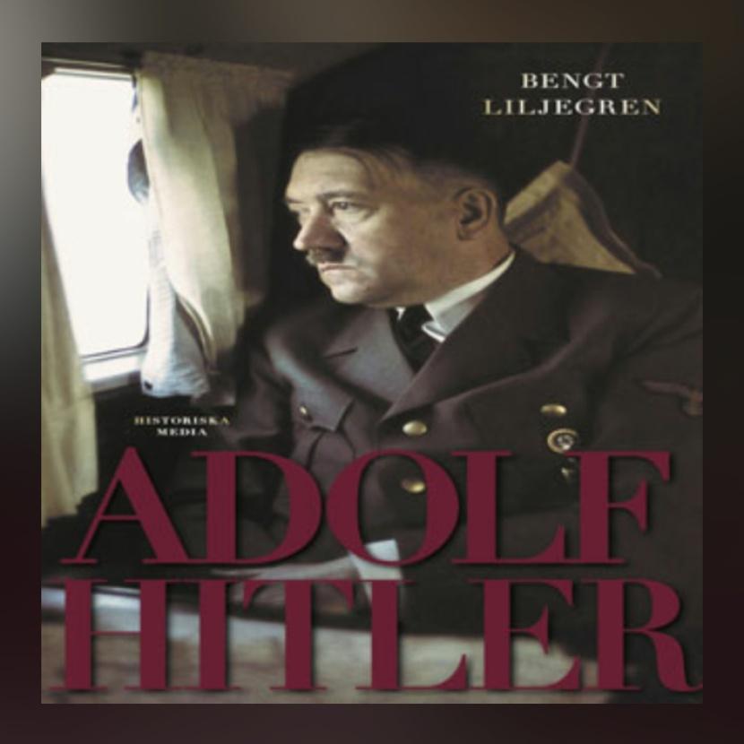 """Storytel, """"Adolf Hitler"""", 14 juni 2017"""