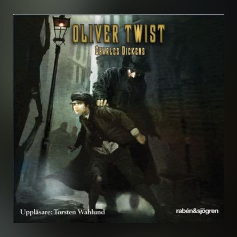 """Storytel, """"Oliver Twist"""", 9 november 2017"""