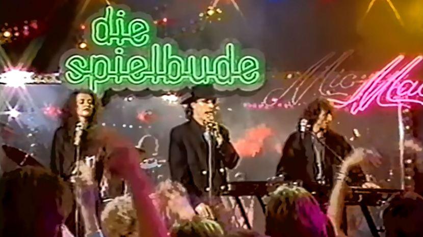 Från Youtube-kanalen Eric Hall, Peter Schilling sjunger