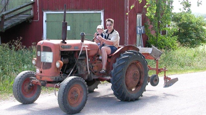Gnarp Skesta, Nuffield, 26 juli 2006