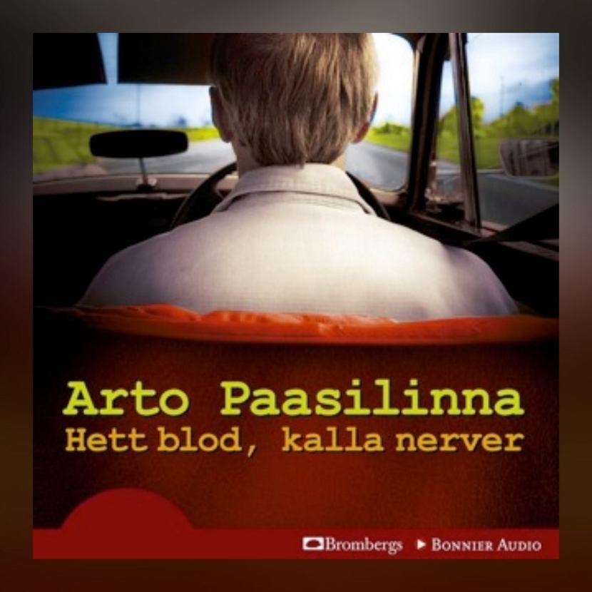"Storytel, ""Hett blod, kalla nerver"", 31 oktober 2018"