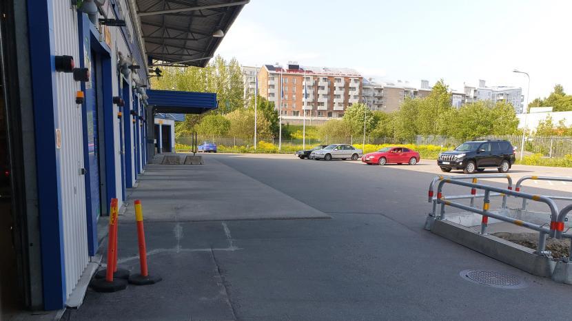 Sundbyberg Rissne, Bilprovningen, 4 juni 2019