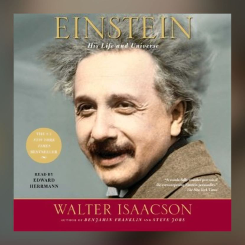 """Storytel, """"Einstein"""", 25 augusti 2019"""