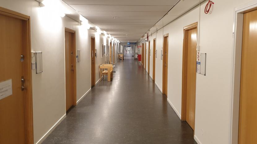 Stockholm, Södersjukhuset, 18 oktober 2019