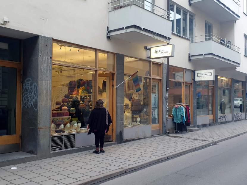 Stockholm St Paulsgatan,