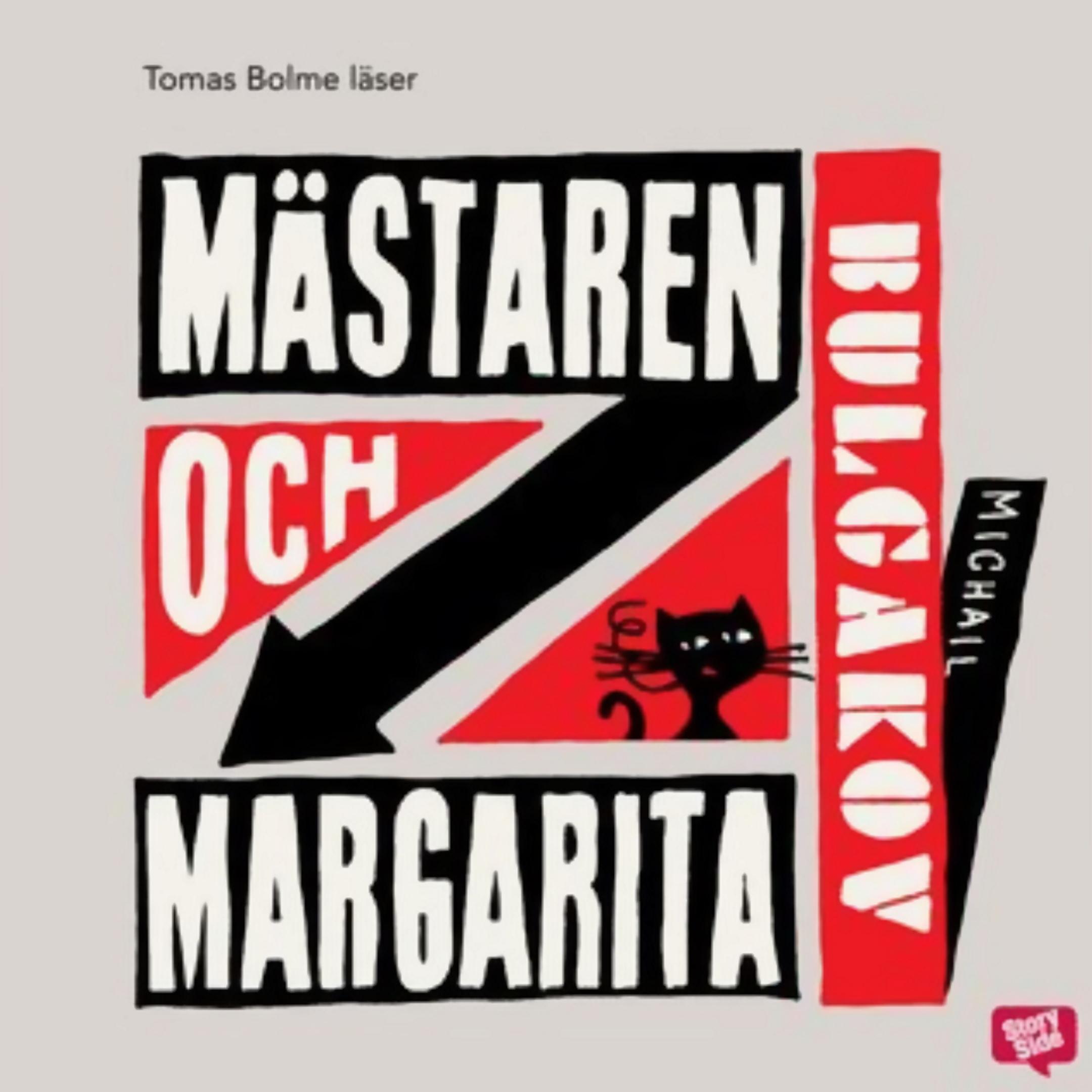 """Storytel, """"Mästaren och Margarita"""", 16 januari 2020"""