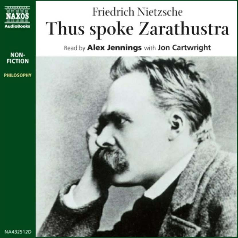 "Storytel, ""Thus spoke Zarathustra"", 14 november 2020"